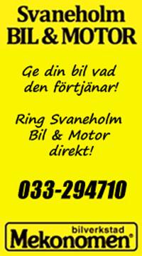 Svaneholms Bil & Motor